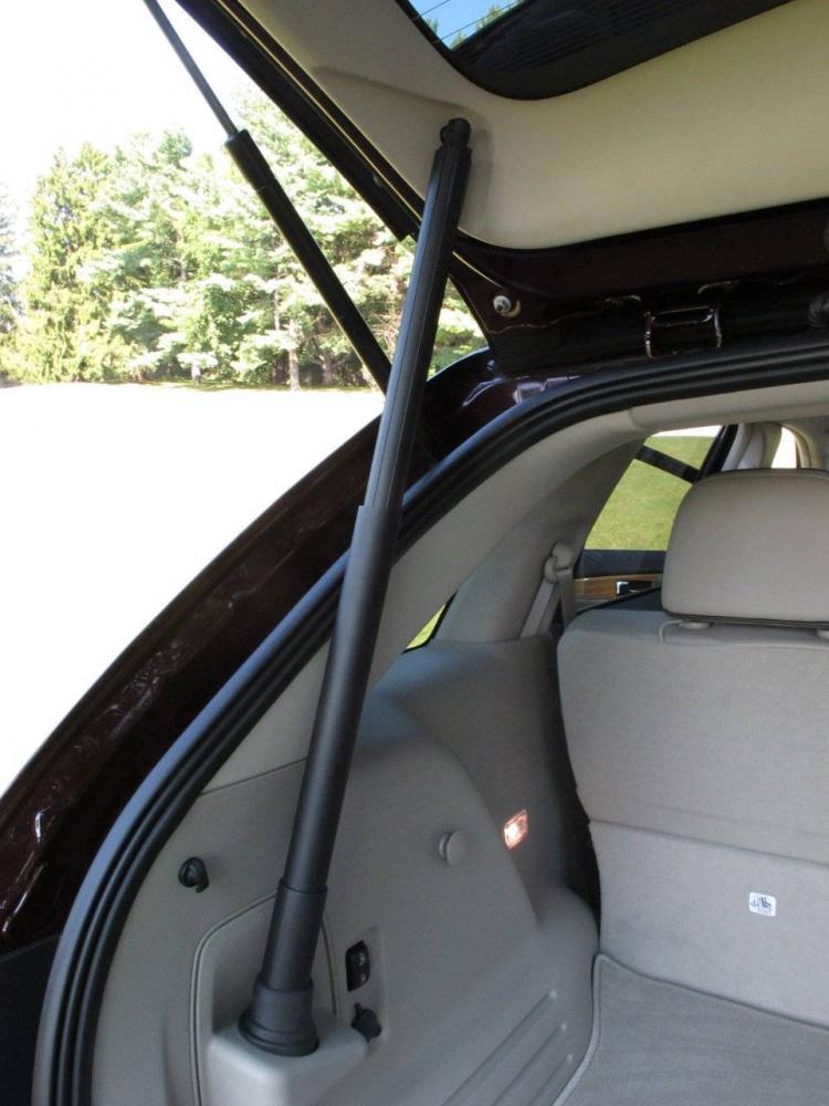 Как сделать автоматическое открывание багажника